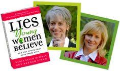 #Women's #ministry website http://www.liesyoungwomenbelieve.com/