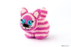 Cat Crochet Pattern  Amigurumi Plushie by Amichy on Etsy, $4.00