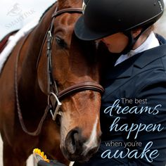 Is your horse your dream come true?