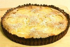 The Apple Crate: French Pear Tart