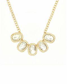 Drop Necklace.