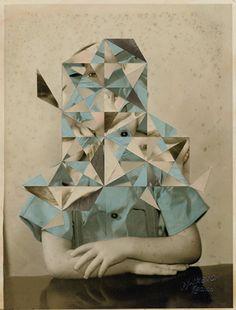 by Julie Cockburn