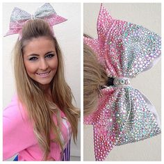✨My Favourite Of Them All!✨ #bow #cheerbow #cheerleader #cheer #hairbow - robyn90x @ Instagram Web Interface - 5th village