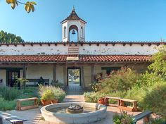 La Casa de Estudillo, California: Many believe the spirits could be members of the Estudillo family. Visitors have reported feeling a chill in the chapel; some have reported seeing a ghostly figure in a brown robe. This could be the spirit of Father Antonio Ubach, a priest living there at the time the house was built. The murmur of prayers has been heard in the chapel. Elsewhere in the house, doors and windows are said to open and close by themselves. A rocking chair rocks on its own. Apparitions include an unhappy young girl in a Victorian dress and a man dressed as a vaquero.