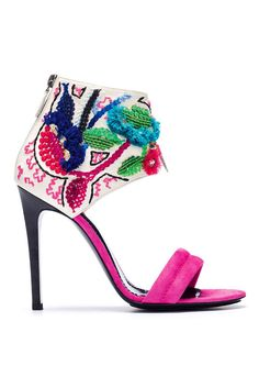 #Stunning Women Shoes #Shoes Addict #Beautiful High Heels #Wonderful Shoes    Style.com Accessories Index : spring 2013 : Barbara Bui