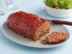 Good Eats Meatloaf from FoodNetwork.com