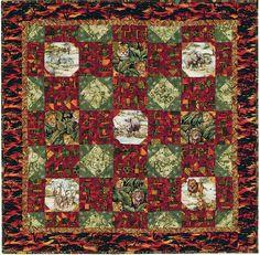 Kilimanjaro Free Pattern: Robert Kaufman Fabric Company