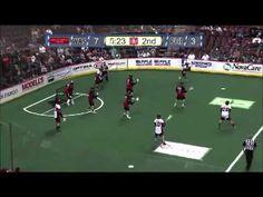 Washington Stealth vs. Philadelphia Wings Game Recap 3/9/13