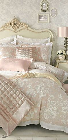 Beautiful Bed and Bedding