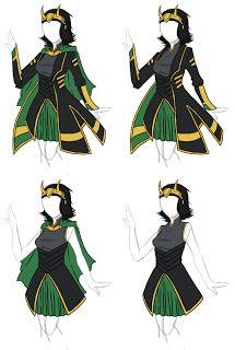 Female Loki Costume idea