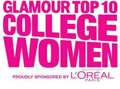 $20,000 Top 10 College Women Scholarship from #Glamour. Open to college juniors. Early deadline July 31.