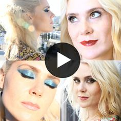 Kate Nash takes 3 rockin' makeup looks for a night on the town @Rimmel #spotlight