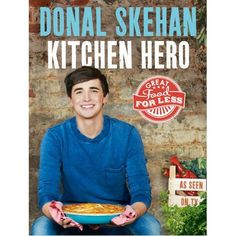 Kitchen Hero: Great Food For Less Cookbook - ends 6/25