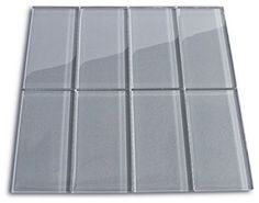 Ice Glass Subway Tile - modern - Tile - Other Metro - Subway Tile Outlet