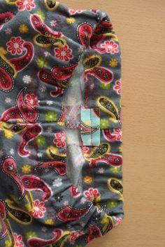 Simple Pajama Pants Tutorial