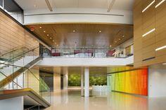 Ballinger Interior Design Healthcare : Lancaster General Hospital, Ann B. Barshinger Cancer Institute