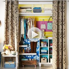 Back to school means it is time to reorganize your closets! Watch our easiest tips here: http://www.bhg.com/videos/m/83871858/clothes-closet-tips.htm?socsrc=bhgpin080514clothesclosettips