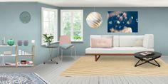 Living Room design at Neybers