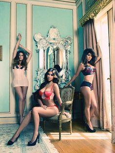 Kardashian sisters'