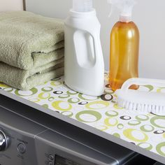 Smooth Top liner for laundry rooms