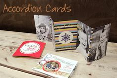 Millers - Accordion Cards