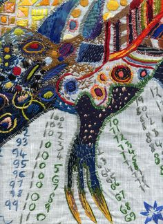 Anna Torma Stitch and thread
