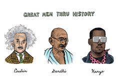 Great Me Thru History
