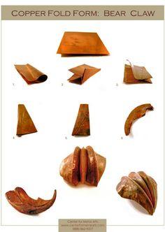 Fold form process
