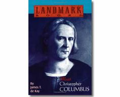 Meet Christopher Columbus by James T. Dekay, John Edens (Illustrator). Columbus Day books for kids.