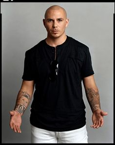 pitbull - Nice shot from Sony Music