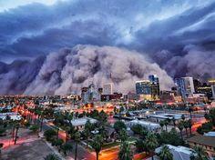 sand, mother natur, national geographic, arizona, weather, storms, dust storm, phoenix, duststorm