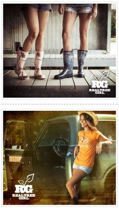 Realtree Hunting Wallpaper - Realtree Girls and their boots