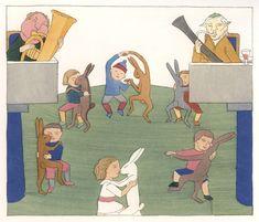 Rabbit Book, K. F. E. Von Freyhold