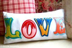 A lovely pillow! #weddingmonth