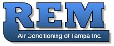REM Air Conditioning of Tampa 3212 N 40th St #602 Tampa, FL 33605 813-248-5877 www.remairconditioning.com