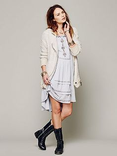 cloth boutiqu, folk embroid, peopl dress, embroid dress, style free, dresses, free peopl, boutiqu closet, peopl embroid