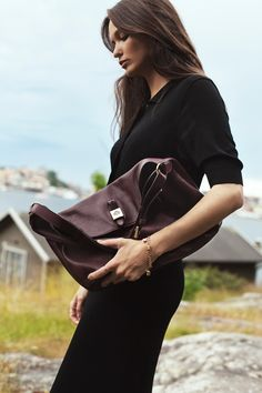 Mulberry Tessie Hobo Styled By Columbine Smille - Journal | Mulberry