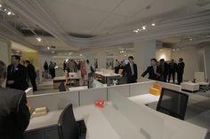 HON showroom #NeoCon12