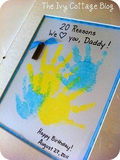 Daddys birthday