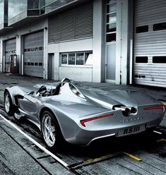 """Veritas RS III Roadster super sports car won the """"Best Super Car 2009"""" award in London. Strictly limited hand production of only 30 vehicles."""