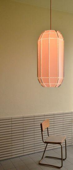 paper Capsule lights large