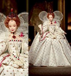 Women of Royalty Elizabeth I Barbie