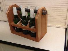 Beer/Soda Bottle Carrier.