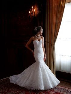 David Tutera for Mon Cheri � Wedding Dresses 2014