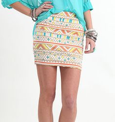 so springy and cute!   Pac Sun