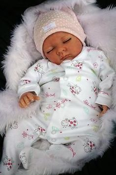 REALISTIC REBORN BABY GIRL EMILY ~ 4.5LBS