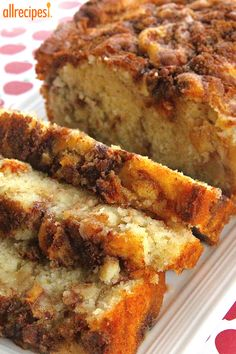 "Apple Cinnamon White Cake | ""I followed the recipe step by step and got a delicious, moist and fluffy apple cake."