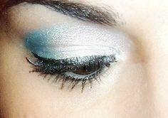 my blue eyeshadow