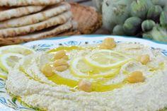 The view from Great Island: Lemony Artichoke Hummus