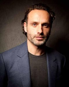 Andrew Lincoln: Rick Grimes on The Walking Dead